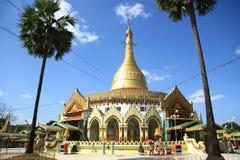 Pagoda de Myanmar en Rangún Fotografía de archivo libre de regalías