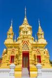 Pagoda de oro fotografía de archivo libre de regalías