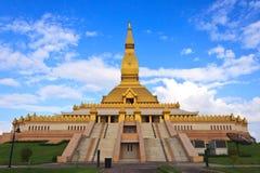 Pagoda de oro Imagen de archivo