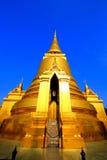 Pagoda de oro Fotografía de archivo