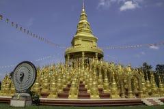 Pagoda de oro 500 Foto de archivo libre de regalías
