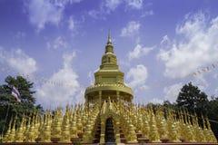 Pagoda de oro 500 Imagenes de archivo