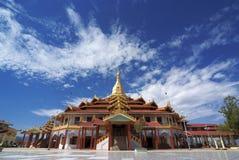Pagoda de Paung Daw Oo Imagens de Stock Royalty Free
