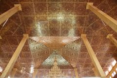 Pagoda de Phaung Daw Oo Image stock