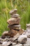 Pagoda de piedra Fotografía de archivo libre de regalías