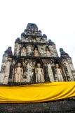 Pagoda de piedra Foto de archivo libre de regalías