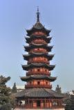 Pagoda de Ruiguang Photos libres de droits