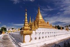 Pagoda de Salamuni Photos libres de droits