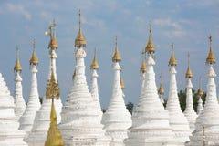 Pagoda de Sanda Muni images stock