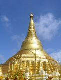 Pagoda de Shwedagon Images stock