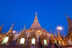 Pagoda de Shwedagon Image libre de droits