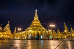Pagoda de Shwedagon Photographie stock