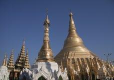 Pagoda de Shwedagon Photos stock