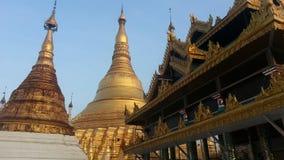 Pagoda de Shwedagon Fotografía de archivo