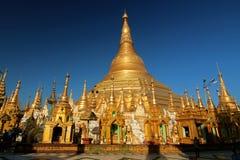Pagoda de Shwedagon Image stock
