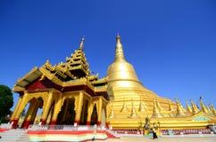 Pagoda de Shwemawdaw Photos stock