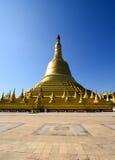 Pagoda de Shwemawdaw Images libres de droits