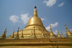 Pagoda de Shwemawdaw en Bago Fotografía de archivo libre de regalías