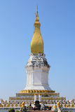 Pagoda de Sikhottabong, Khammouan, Tha Khaet, le Laotien. Images stock