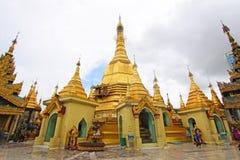Pagoda de Sule, Yangon, Myanmar Image libre de droits
