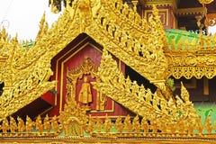 Pagoda de Sule, Yangon, Myanmar Foto de Stock