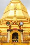 Pagoda de Sule, Yangon, Myanmar Photos libres de droits