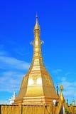 Pagoda de Sule, Yangon, Myanmar Fotos de Stock