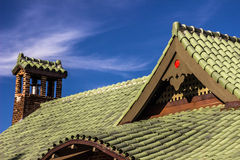 Pagoda de Tacoma Imágenes de archivo libres de regalías