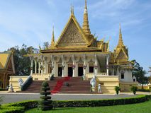 Pagoda de Tailandia Imágenes de archivo libres de regalías