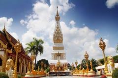 Pagoda de thatphanom de Phra Photos stock