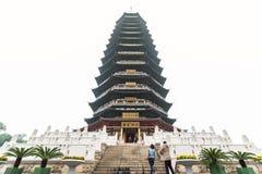 Pagoda de Tianning Fotografía de archivo