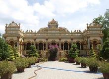 Pagoda de Vinh Trang fotografia de stock royalty free