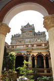 Pagoda de Vinh Trang foto de stock