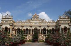 Pagoda de Vinh Trang Imágenes de archivo libres de regalías
