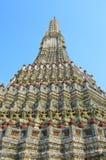 Pagoda de Wat Arun en Bangkok Tailandia Fotografía de archivo libre de regalías