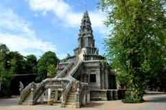 Pagoda de Wat Kesararam Imagen de archivo libre de regalías