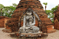Pagoda de Yadana Sinme Images stock