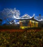 Pagoda de Zhongjiang, Wuhu, Chine Image libre de droits