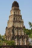 Pagoda del cemento Fotografie Stock Libere da Diritti
