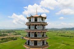 pagoda del Chino-estilo foto de archivo