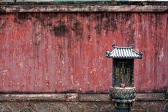 Pagoda del emperador del jade Fotos de archivo