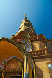 Pagoda del kaew del sorn del pha de Wat fotos de archivo