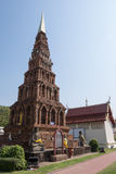 Pagoda del ladrillo Imagenes de archivo