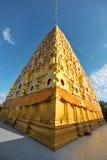 Pagoda del oro Fotografía de archivo libre de regalías