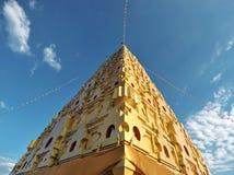 Pagoda del oro Foto de archivo