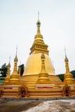 Pagoda del oro Imagen de archivo