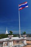 Pagoda del palazzo di Phra Nakorn Kiri Immagine Stock Libera da Diritti