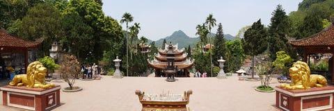 Pagoda del profumo a Hanoi Fotografia Stock Libera da Diritti