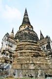 Pagoda del re Fotografie Stock Libere da Diritti