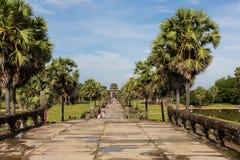 Pagoda del tempio di Angkor Wat Fotografie Stock Libere da Diritti